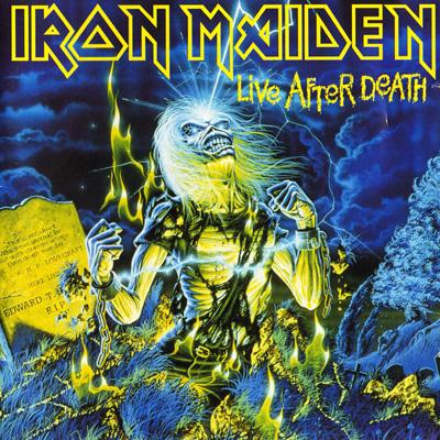 Live After Death 2CD