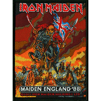 Maiden England - PATCH