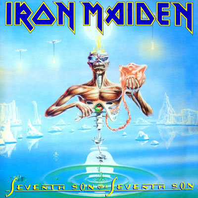 Seventh Son of A Seventh Son CD