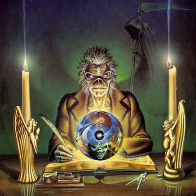 Ledo Takas Records Iron Maiden Seventh Son Of A