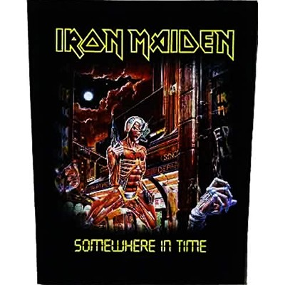 Somewhere in Time - BACKPATCH