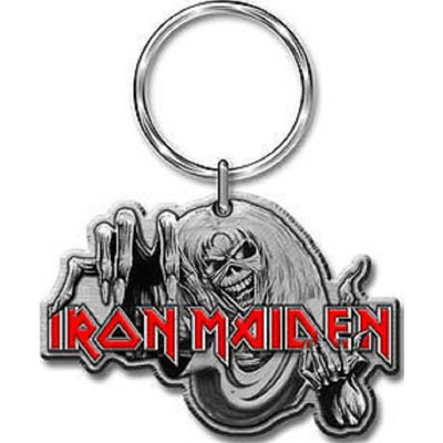 The Number of The Beast - KEYRING