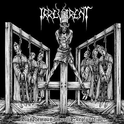 Blasphemous Crucifix Profanation CD
