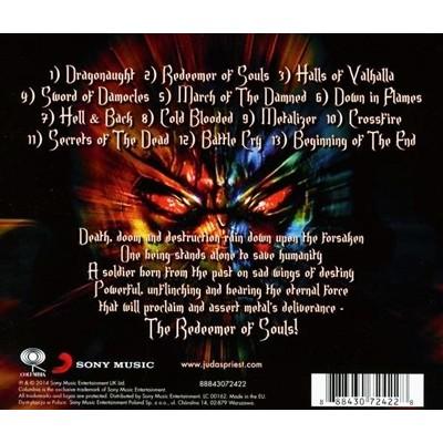 Ledo Takas Records Judas Priest Redeemer Of Souls Cd