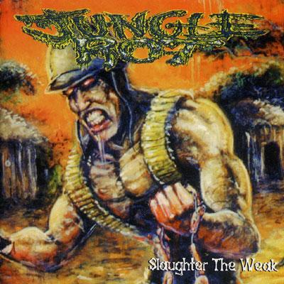 Slaughter the Weak CD