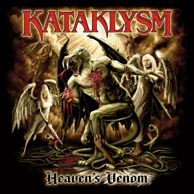 Heaven's Venom CD