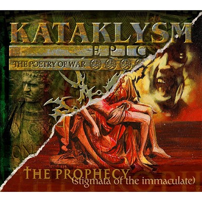 The Prophecy [Stigmata of The Immaculate] / Epic [The Poetry of War] 2CD