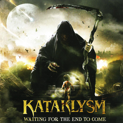 Waiting For The End To Come CD