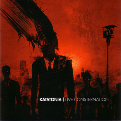 Live Consternation CD+DVD