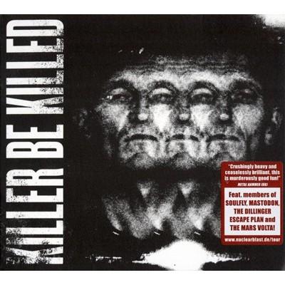 Killer Be Killed CD DIGI