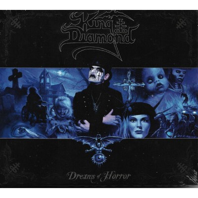 Dreams of Horror 2CD DIGI