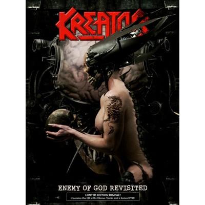 Enemy of God Revisited DVD+CD DIGI