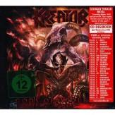 Gods of Violence CD+DVD MEDIABOOK