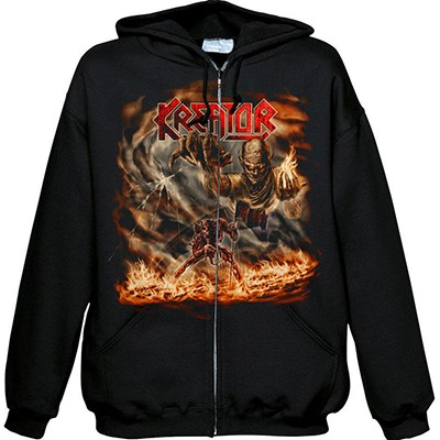 Kreator of The Beast - ZIP HOOD
