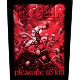 Pleasure To Kill - BACKPATCH