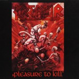 Pleasure To Kill CD
