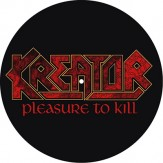 Pleasure To Kill - SLIPMAT