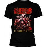 Pleasure To Kill - TS