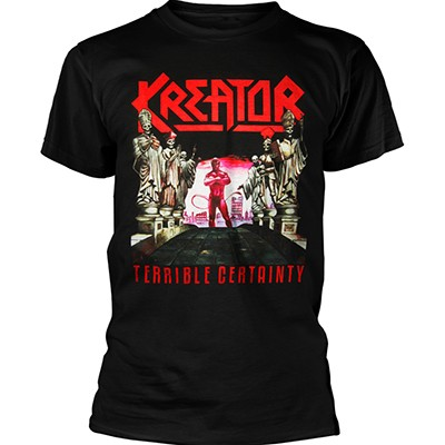 Terrible Certainty - TS