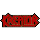 KREATOR logo [cut out] - PATCH