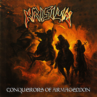 Conquerors of Armageddon CD