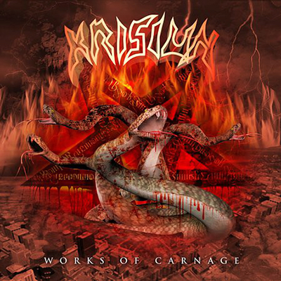 Works of Carnage CD