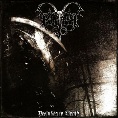 Preludes to Death CD