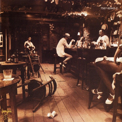 Ledo Takas Records Led Zeppelin In Through The Out Door Cd