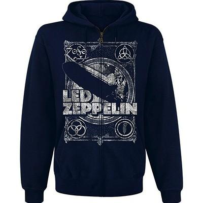 Led Zeppelin I - ZIP HOODIE