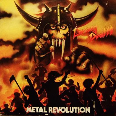Metal Revolution LP