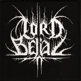 LORD BELIAL logo - PATCH