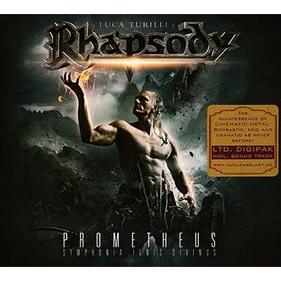 Prometheus - Symphonia Ignis Divinus CD DIGI