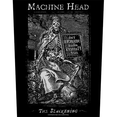 The Blackening - BACKPATCH