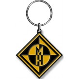 diamond logo - KEYRING