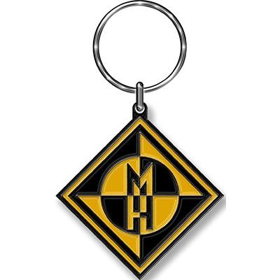 diamond logo - KEYRING