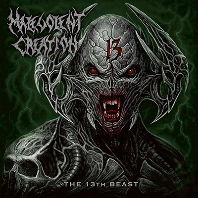 The 13th Beast CD