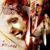 The Will to Kill CD