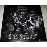 Metal From Hell / Chrám Nenávisti LP
