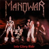 Into Glory Ride CD