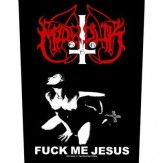 Fuck Me Jesus - BACKPATCH