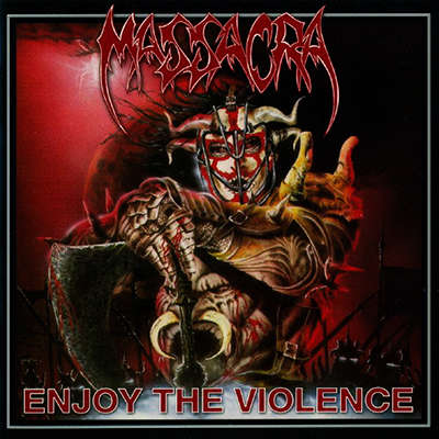 Enjoy The Violence CD