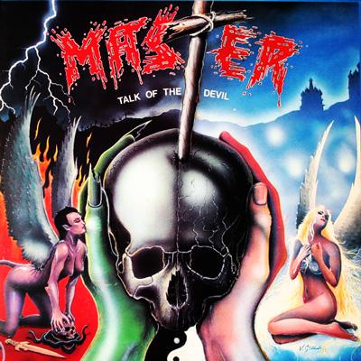 Talk Of The Devil LP