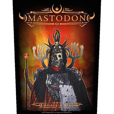Emperor of Sand - BACKPATCH