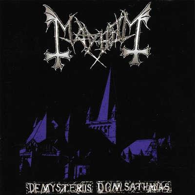 De Mysteriis Dom Sathanas CD