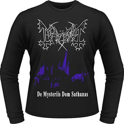 De Mysteriis Dom Sathanas - LONGSLEEVE