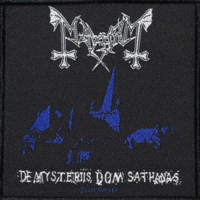 De Mysteriis Dom Sathanas - PATCH