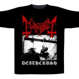 Deathcrush [BLACK] - TS