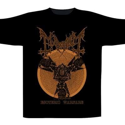 Esoteric Warfare / Baphomet - TS