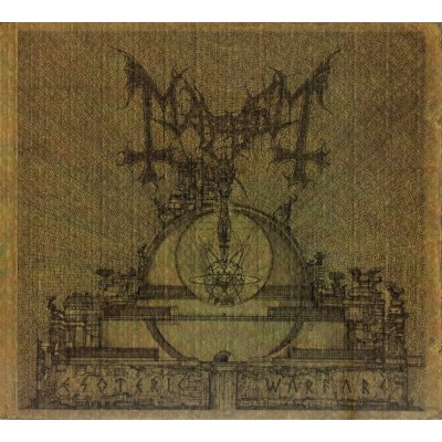 Esoteric Warfare CD DIGI