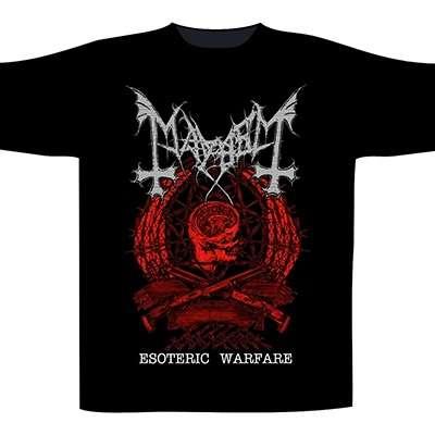 Esoteric Warfare / Crest - TS